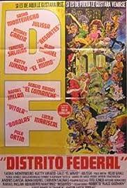 D.F./Distrito Federal Poster