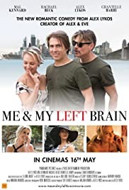 Me & My Left Brain Poster