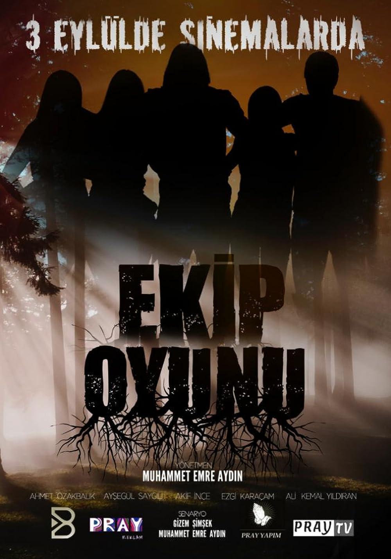Ekip Oyunu (2021) Telugu Dubbed (Voice Over) & English [Dual Audio] HDCAM 720p [1XBET]