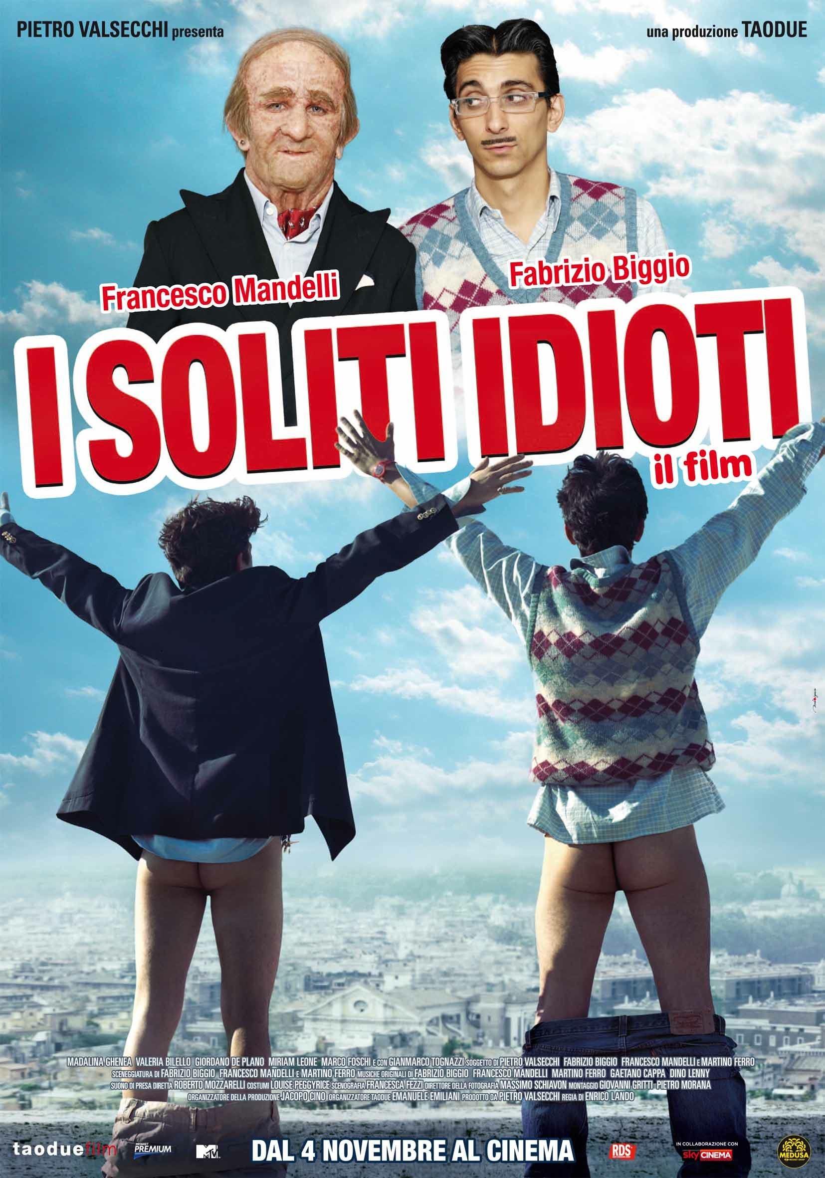 il film i soliti idioti