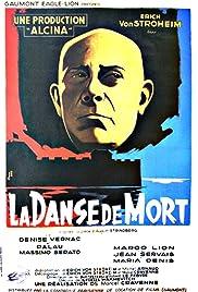 La danse de mort Poster
