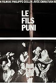 Le fils puni Poster