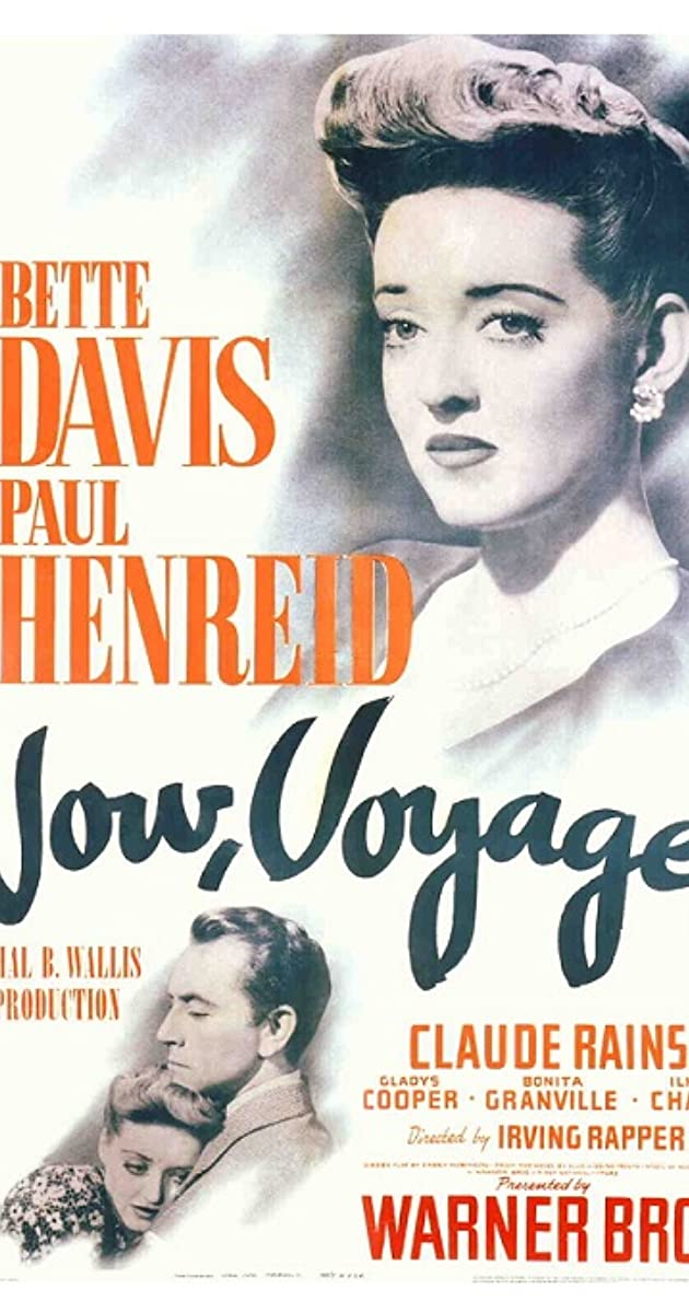Subtitle of Now, Voyager