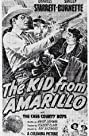 The Kid from Amarillo (1951) Poster