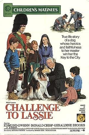 Richard Thorpe Challenge to Lassie Movie