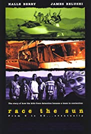 Race the Sun (1996) Poster - Movie Forum, Cast, Reviews