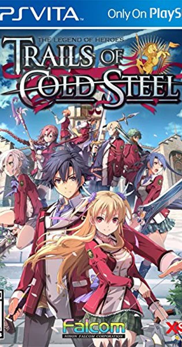 The Legend Of Heroes Trails Of Cold Steel Video Game 2013