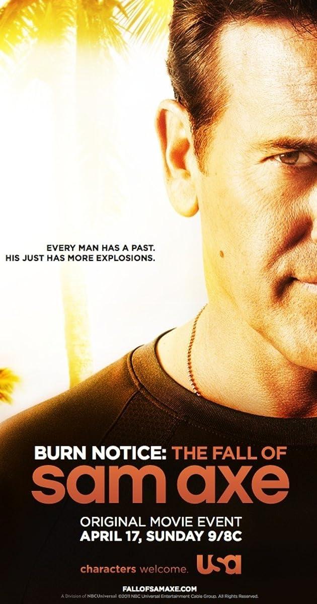 Burn Notice: The Fall of Sam Axe (TV Movie 2011) - IMDb