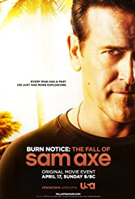 Primary photo for Burn Notice: The Fall of Sam Axe