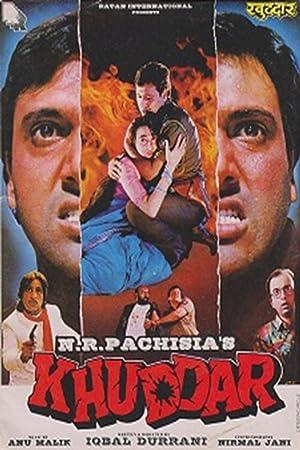 Khuddar Cartel de la película