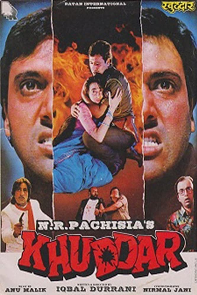 Khuddar (1994) Hindi 720p HDRip x264 1.2GB