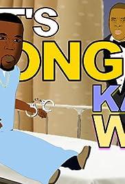 Kanye's Hospital Breakdown Poster