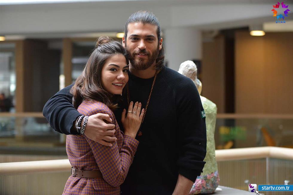 Неистовая любовь в турецких сериалах