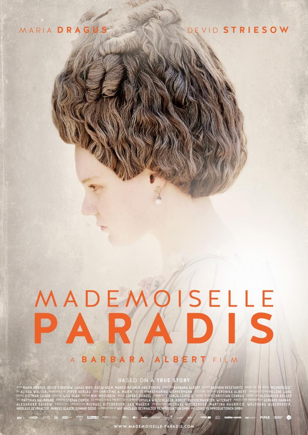 Madmuazelė Paradis (2017) / Mademoiselle Paradis