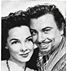 Kathryn Grayson and Oreste Kirkop in The Vagabond King (1956)