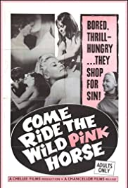 Come Ride the Wild Pink Horse Poster