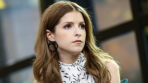 "BUILD: Anna Kendrick Is More Than Okay with Being the Boss for ""Love Life"""