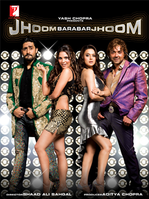 Jhoom Barabar Jhoom 2007 Hindi Movie 400MB HDRip Download