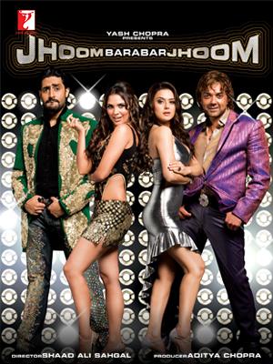 Romance Jhoom Barabar Jhoom Movie