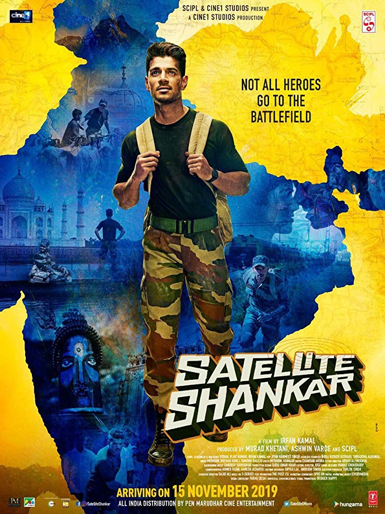 Satellite Shankar 2019 Hindi Movie Official Trailer 720p HDRip 27MB Download