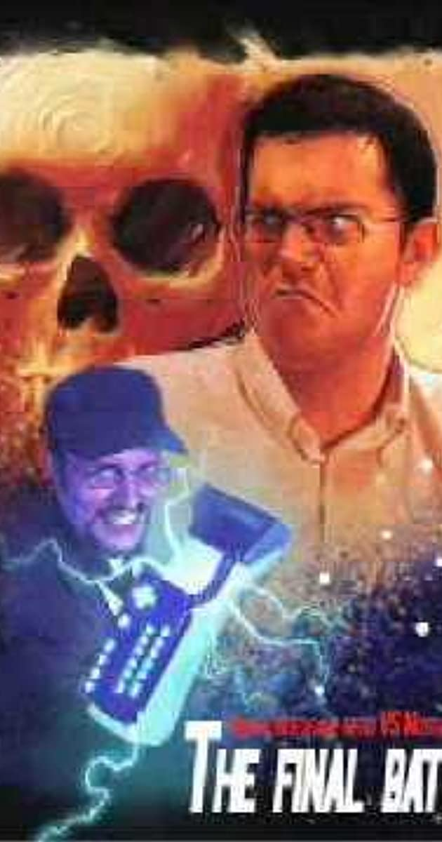 Nostalgia Critic Avgn Vs Nc Final Battle Tv Episode 2008 James Rolfe As The Angry Video Game Nerd Imdb