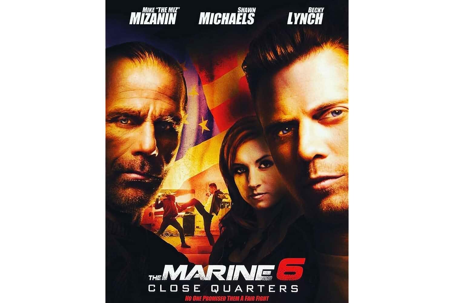 The Marine 6: Close Quarters (2018)