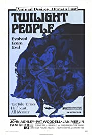 The Twilight People Poster