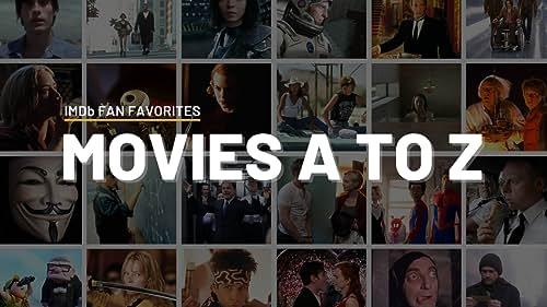 Alphabet of Movies | A to Z