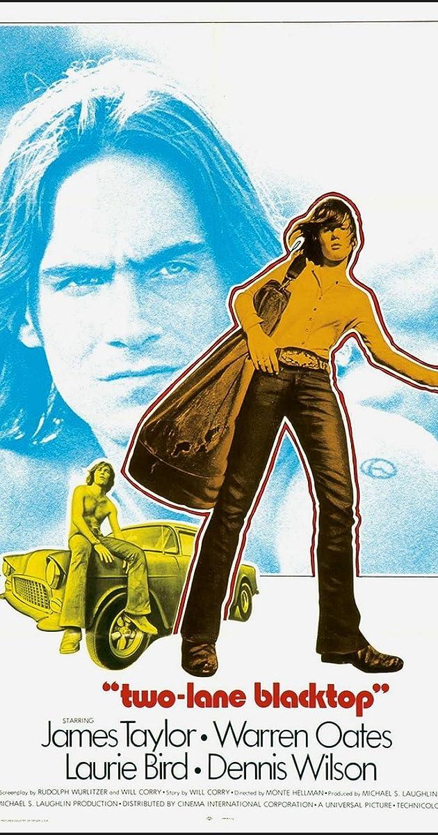 Watch Full HD Movie Two-Lane Blacktop (1971)
