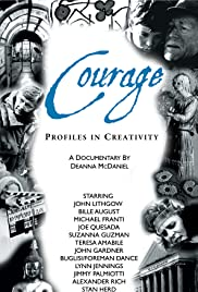 Courage: Profiles in Creativity Poster