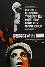 Demons of the Mind Poster - Movie Forum, Cast, Reviews