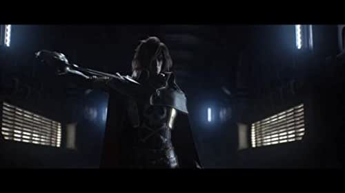 Trailer for Harlock: Space Pirate