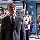 Desmond Harrington, C.S. Lee, David Zayas, and Jennifer Carpenter in Dexter (2006)