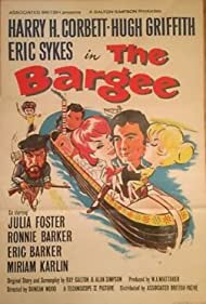 The Bargee (1964) Poster - Movie Forum, Cast, Reviews