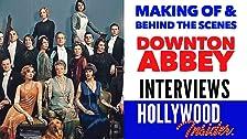 Reacción de las estrellas en Downton Abbey