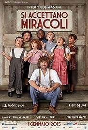 Si accettano miracoli Poster