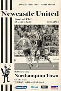 Newcastle United vs Northampton Town (2015)