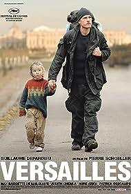 Guillaume Depardieu and Max Baissette de Malglaive in Versailles (2008)