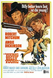 Young Billy Young (1969) Poster - Movie Forum, Cast, Reviews