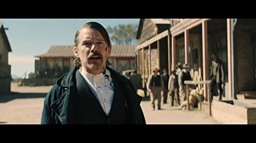 Rio (Jake Schur), is forced to go on the run across the American Southwest in a desperate attempt to save his sister (Leila George) from his villainous uncle (Chris Pratt). Along the way, he encounters Sheriff Pat Garrett (Ethan Hawke), on the hunt for the infamous outlaw Billy the Kid (Dane DeHaan). Rio finds himself increasingly entwined in the lives of these two legendary figures as the cat and mouse game of Billy the Kid's final year of life plays out. Ultimately Rio is forced to choose which type of man he is going to become, the outlaw or the man of valor, and will use this self-realization in a final act to save his family.