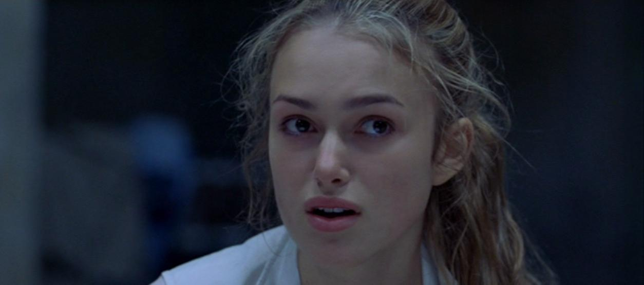 Keira Knightley in The Hole (2001)