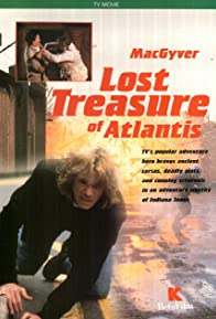 Primary photo for MacGyver: Lost Treasure of Atlantis