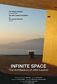 Infinite Space: The Architecture of John Lautner Poster