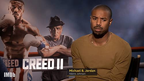 'Creed II' Cast on Knockout Soundtracks and Inspiring Scenes
