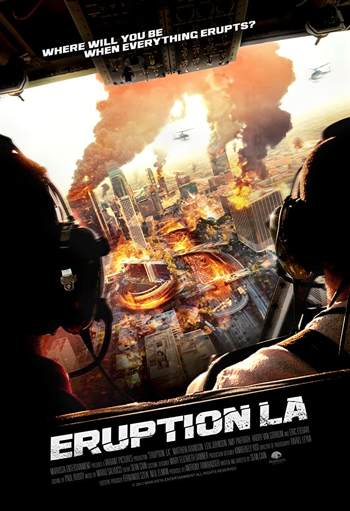 Film Eruption: LA (2018) Streaming VF Complet,