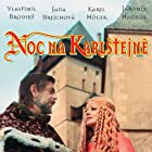 Jana Brejchová and Vlastimil Brodský in Noc na Karlstejne (1974)