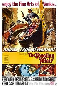 The Venetian Affair (1967) Poster - Movie Forum, Cast, Reviews