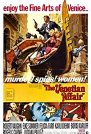 The Venetian Affair Poster