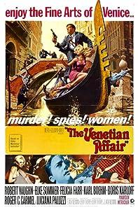 Dvdrip download list movie The Venetian Affair USA [Quad]