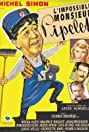 The Impossible Mr. Pipelet (1955) Poster